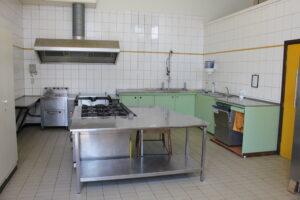 keuken frituur afwashoek gasvuur